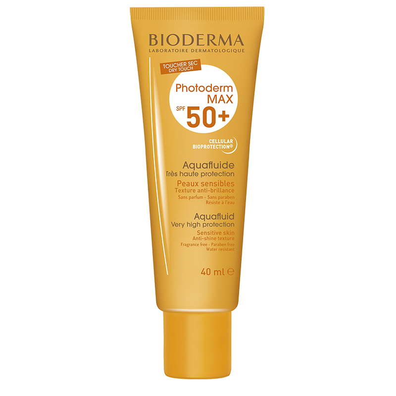BIODERMA PHOTODERM MAX SPF50+ AQUAFLUIDE 40ML
