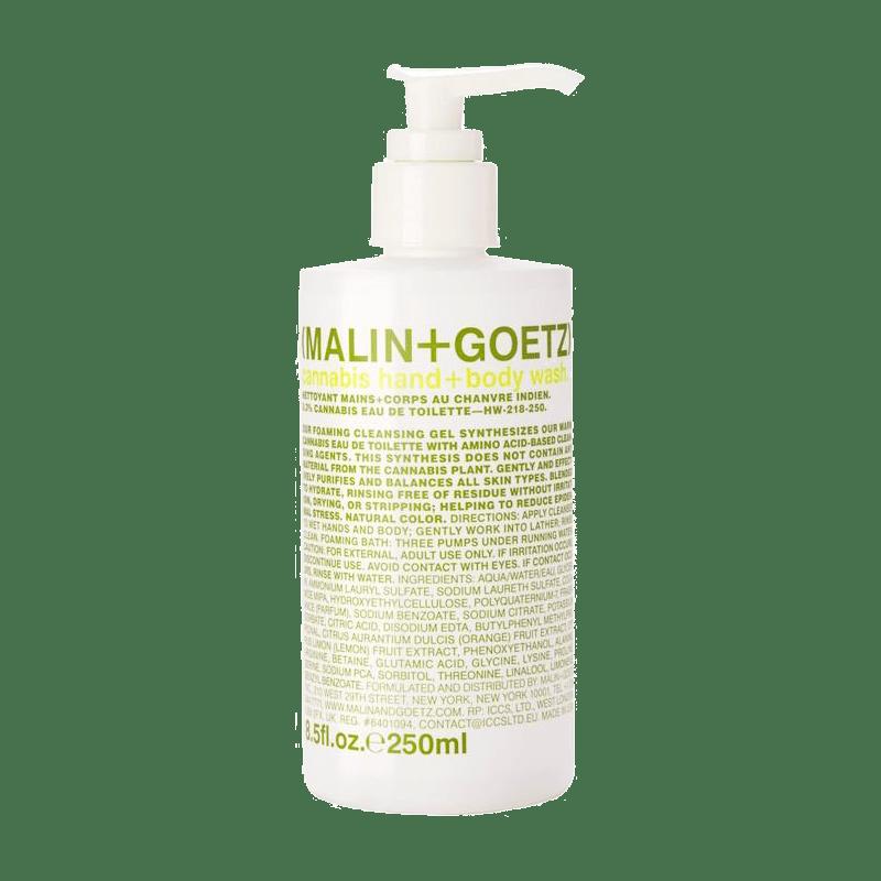 MALIN+GOETZ GEL HAND & BODY CANNABIS 250ML