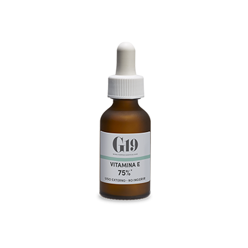 G19 CONCENTRADO ACTIVO VITAMINA E 75% 20ML