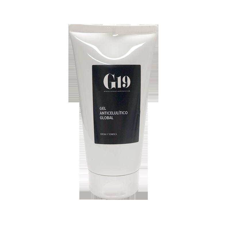 G19 GEL ANTICELULITICO GLOBAL 150ML