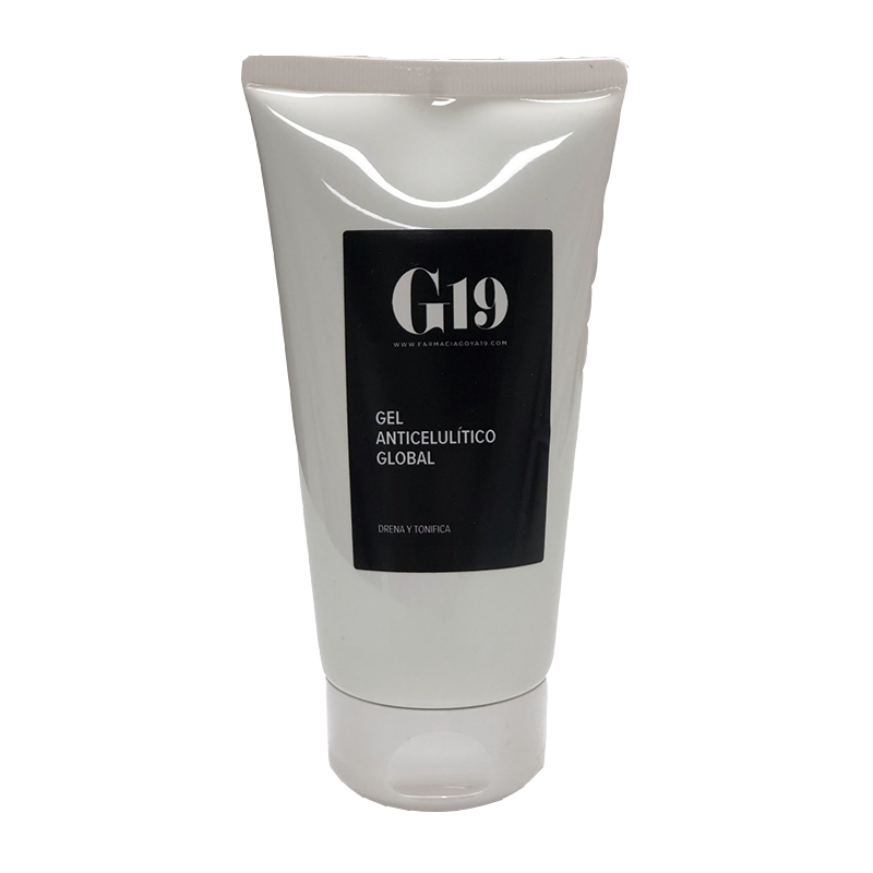 G19 GEL ANTICELULITICO GLOBAL 150ML