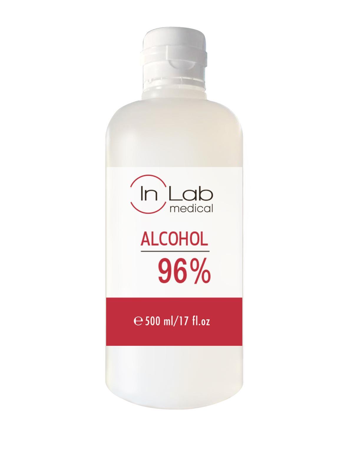 ALCOHOL APOSAN 96% 500ML