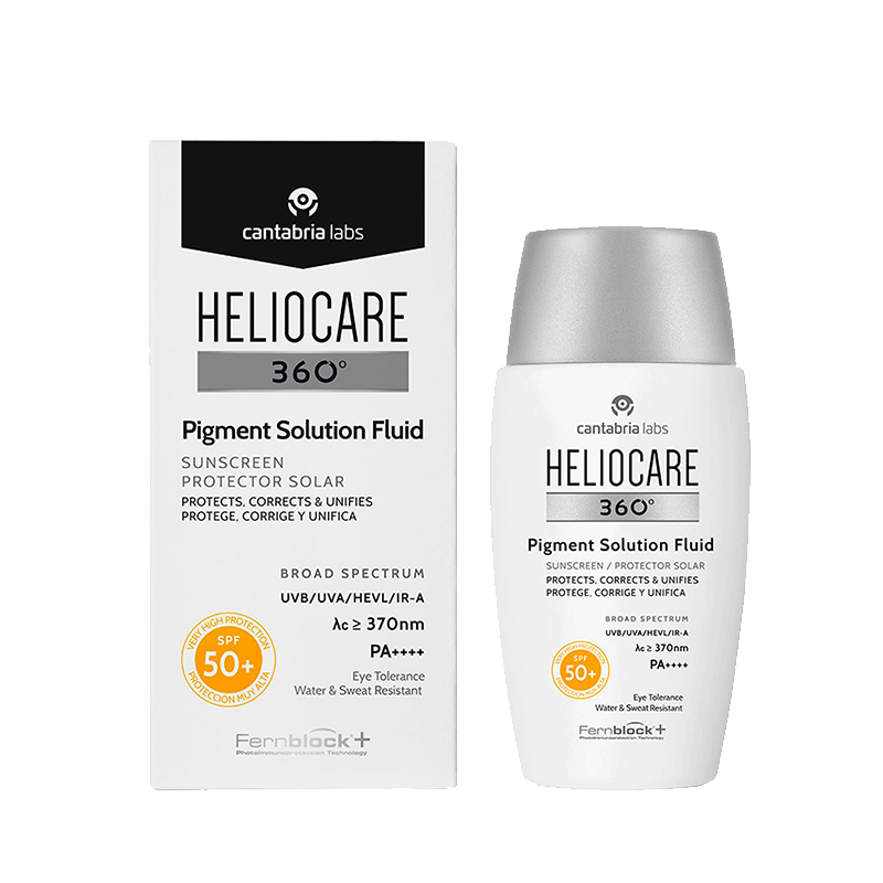 HELIOCARE 360º PIGMENT SOLUTION FLUID PROTECTOR