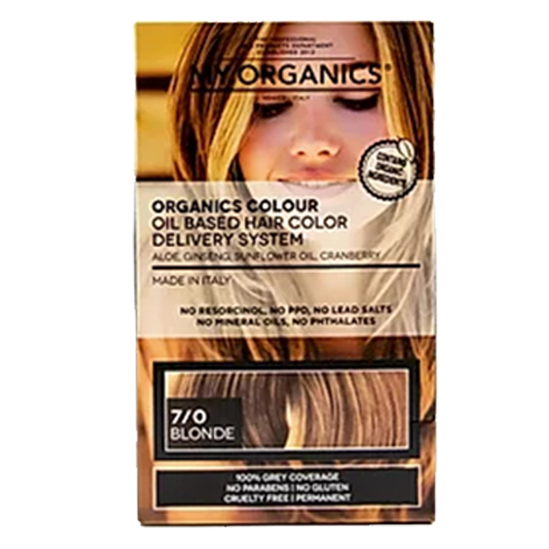 MY.ORGANICS COLOUR 7.0 BLONDE