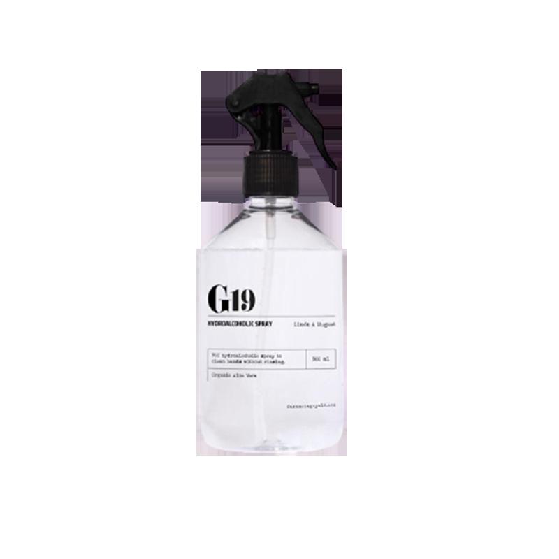 G19 SPRAY HIDROALCOHÓLICO LIMÓN MUGUET 500ML