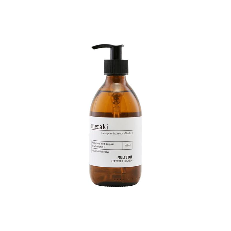 Meraki aceite corporal Orange&herbs 300ml