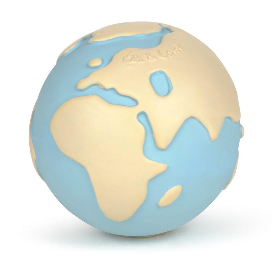 OLI&CAROL MORDEDOR EARTHY THE WORLD BALL